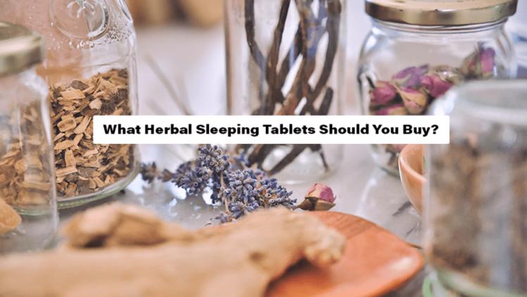 Herbal Sleeping Tablets