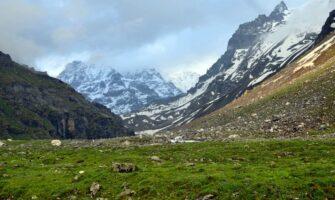 hampta pass, himachal